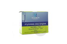 Biogaran Conseil 5 Vernis A Ongles Medicamenteux Flacon De 2 5 Ml Avec 30 Spatules