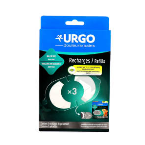 Urgo Recharges Patch D Electrotherapie