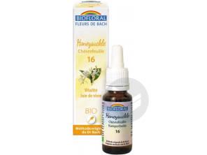 Fleur De Bach Honeysuckle N 16 20 Ml