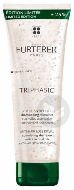 Shampooing Stimulant Aux Huiles Essentielles 250 Ml