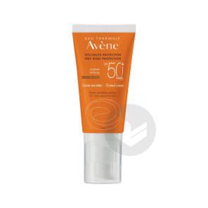 Avene Solaire Spf 50 Cr Tres Haute Protection Teintee T 50 Ml