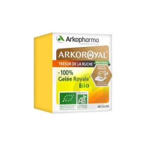 Arkoroyal 100 Gelee Royale Bio Gelee Pot 40 G