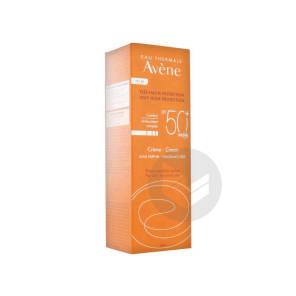 Avene Solaire Spf 50 Cr Sans Parfum Tres Haute Protection T 50 Ml