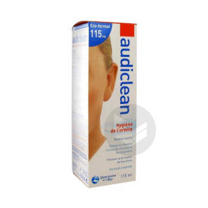 Audiclean S Aur Hygiene De Loreille Spray 115 Ml