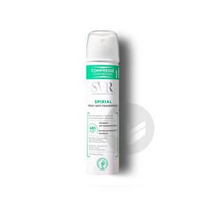 Spirial Spray Anti Transpirant 75 Ml