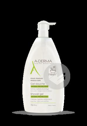 A Derma Les Indispensables Gel Douche Hydra Protecteur 750 Ml