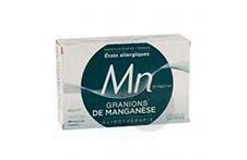 De Manganese 0 1 Mg 2 Ml Solution Buvable En Ampoule 30 Ampoules De 2 Ml
