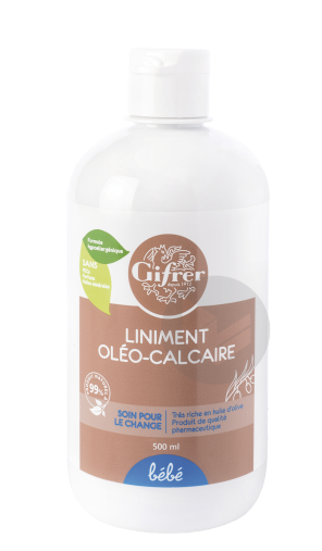 Liniment Oleo Calcaire 500 Ml