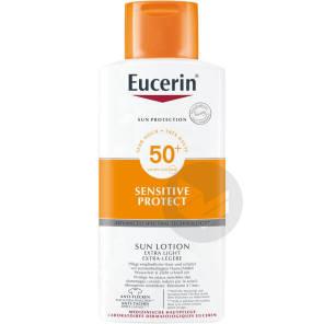 Sun Sensitive Protect Spf 50 Lot Corps Fl 400 Ml