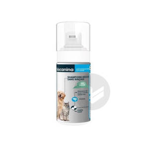 Mousse Shampooing Sans Rincage Fl 150 Ml
