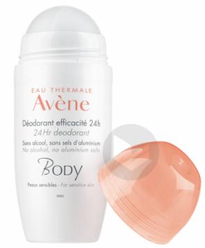 Body Deodorant Efficacite 24 H Bille 50 Ml
