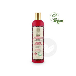 Apres Shampoing Kraniska Et Amarante Cheveux Colores 400 Ml