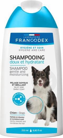Shampooing Doux Et Hydratant Pour Chiens