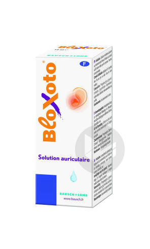 Bloxoto Solution Auriculaire 15 Ml
