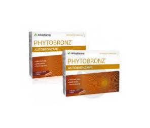 Phytobronz Autobronzant Lot 2 X 30 Capsules