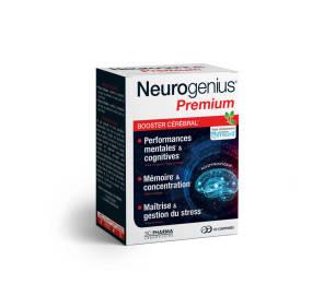 Neurogenius Premium Comprimes 60 Comprimes