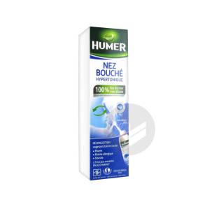 Nez Bouche Hypertonique Adultes 50 Ml