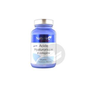 Acide Hyaluronique Et Collagene 60 Gelules