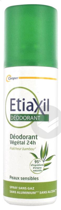 Deodorant Vegetal 24 H 100 Ml