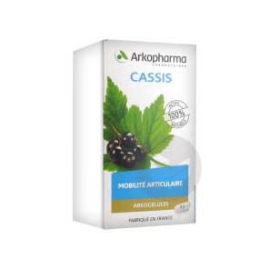 Arkogelules Cassis Gel Fl 45