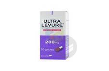 Ultra Levure 200 Mg Gelules Flacon De 30