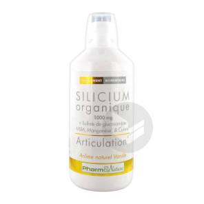 Pharm Nature Silicium Organique 1000 Mg Articulation 1000 Ml