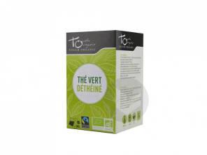 The Vert Detheine Bio 20 Sachets