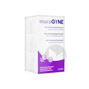 Mucogyne Gel Intime Non Hormonal A Lacide Hyaluronique Liposome 8 Unidoses 5 Ml