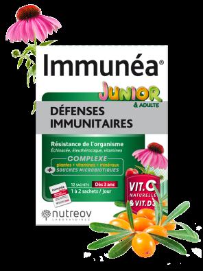 Immunea Junior 12 Sachets