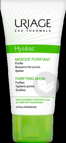 Hyseac Masque Purifiant 50 Ml