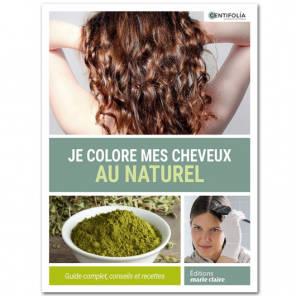 Livre Je Colore Mes Cheveux Au Naturel