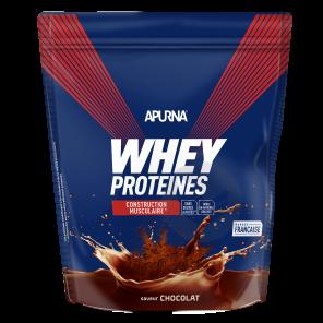 Whey Proteines Chocolat Doypack