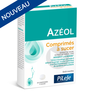 Azeol Comprimes A Sucer