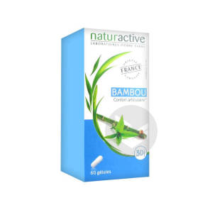Phytotherapie Bambou Gel Pilulier 60