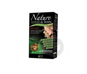 Nature Soin Coloration Blond Clair Dore 8 G