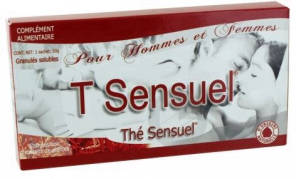 T Sensuel The Hhommes Et Femmes 1 Sachet