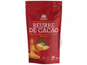 Beurre De Cacao Cru Bio 125 G