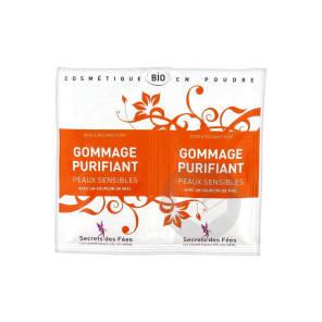 Gommage Purifiant Peaux Sensibles 2 X 4 G