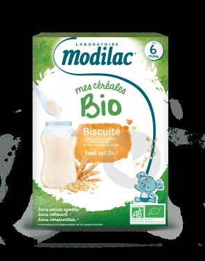 Biscuite Bio 250 G