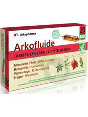 Arkofluide Bio S Buv Jambes Legeres 20 Amp 15 Ml