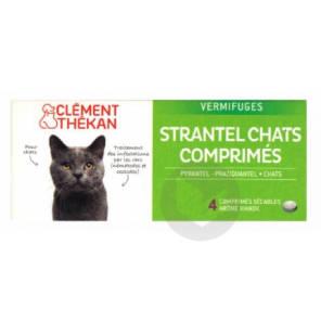 Strantel Chats Cpr Vermifuge B 2