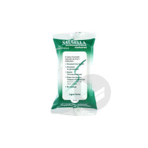 Antiseptique Lingette Hygiene Intime Paquet 15