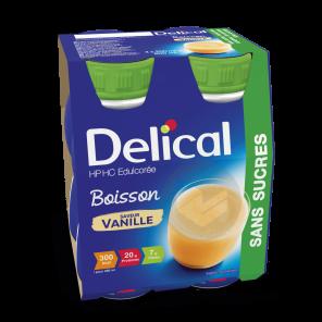 Delical Boisson Hp Hc Sans Sucres Vanille