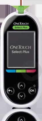 One Touch Select Plus Set Complet Autosurveillance Glycemie