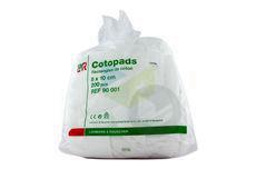 Cotopads Coton Demaq Rectangle Sach 200