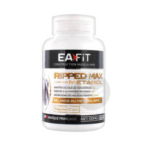 Ripped Max Metabol Cpr B 63