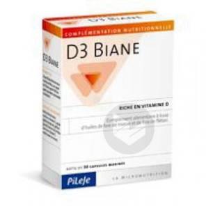D 3 Biane Caps B 30
