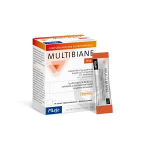 Multibiane Pdr Orodispersible 14 Sticks
