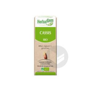 Herbal Gem Bio Cassis 30 Ml