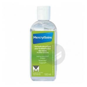 Mercrylsoins Gel Hydroalcoolique 100 Ml